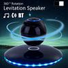 Gifts 3D Magnetic Levitation bluetooth Speaker Floating Wireless Loundspeaker Colors Change LED Night Light Built-in Mic Portable [tag]