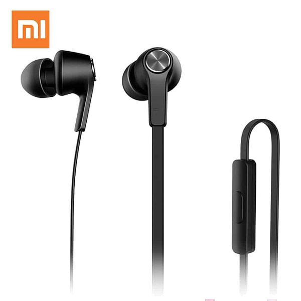 Headphones & Headsets Original Xiaomi Mi Colorful version Earphone Mi 3.5MM In-Ear Wired Control With MIC for Huawei Xiaomi Mi Redmi Smartphon [tag]