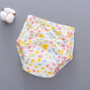 Baby 6Layer Waterproof Reusable Baby Cotton Training Pants Infant Shorts Underwear Cloth Diaper Nappies Child Panties Nappy Changing [tag]