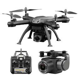 Remote-Controlled Toys Drone X6S HD della macchina fotografica 480 p/720 p/1080 p quadcopter fpv drone di un pulsante di ritorno di volo hover RC helicopter VS XY4 VS E58 [tag]