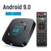TV Box Android 9.0 4G 64G TV BOX 6K Youtube Google Assistant 3D Video TV receiver Wifi Bluetooth TV Box  Play Store Smart Set top Box [tag]