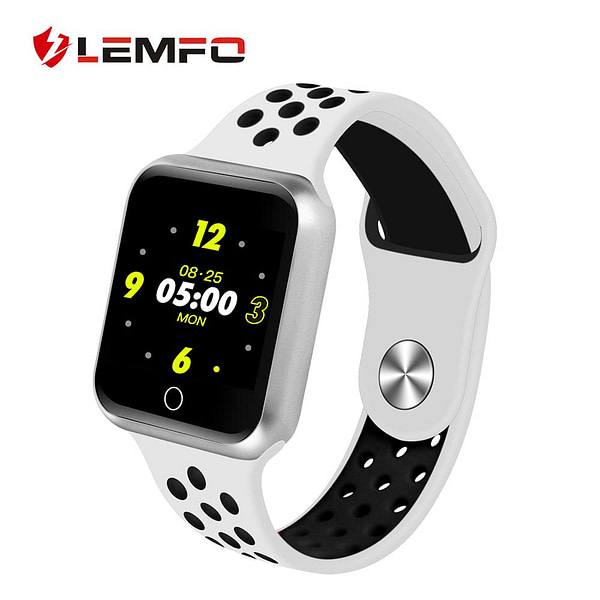 Women's Watches LEMFO Smart watch Pedometer Heart Rate Blood Pressure Monitor Smartwatch IP 67 Waterproof Smart Watches for Men Women [tag]