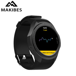 Sports Watches Makibes G05 Pro GPS Bluetooth MTK2503  Heart Rate Blood Pressure Monitor Answer Call Camera Multi-mode Sports Smart Watch [tag]
