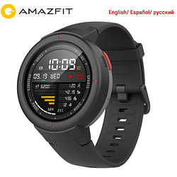 Smart Watches Original Xiaomi Huami AMAZFIT Verge 3 GPS Smart Watch IP68 Screen Heart Rate Answer Calls Smartwatch Multi Sports for MI MI8 [tag]