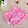 Baby Baby Diapers Washable Reusable Nappies Grid/Cotton Training Pant Cloth Diaper Baby Fraldas Winter Summer Version Diapers #54 [tag]