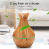 Home and Kitchen 130ML Creative Appearance USB LED Ultrasonic Aroma Humidifier Essential Oil Diffuser ABS PP Exquisite Aroma therapy Purifier New [tag]