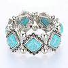 Jewelry Fashion Bohemian Stretch Boho Bracelet Femme Statement Vintage Beads Elastic Bracelets Bangles For Women Party Jewelry Gifts [tag]