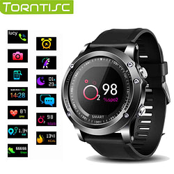 Men's Watches TORNTISC Smart watch T2 IP68 Waterproof Heart Rate Blood oxygen monitoring Smartwatch Outdoor Sport Bluetooth Fitness bracelet [tag]