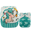 Baby Ohbabyka Eco-friendly Diaper Cover Wrap Washable Diapers Couches Lavables  Baby Nappy Changing Reusable Nappy Baby Cloth Diapers [tag]