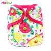 Baby MABOJ Cloth Diapers Baby Waterproof Resuable One Size Newborn Nappy Cloth Diaper Cover One Size fit 7-40lbs Baby Wholesale New [tag]