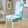 Home and Kitchen Kitchen Chair Cover Dining Seat Cover Black Slipcover Chair Removable Furniture Covers Anti-Dust Spandex Chair Covers 1/2/4/6Pcs [tag]