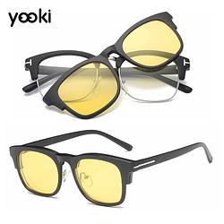 Cars 2019 Fashion Night Vision Glasses for Driving Anti Light Glare Protect Polarized Sunglasses [tag]
