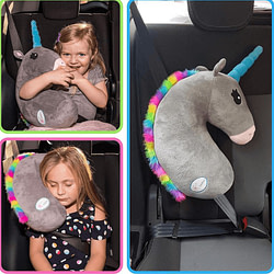 Baby Child car seat belt shoulder pillow [tag]
