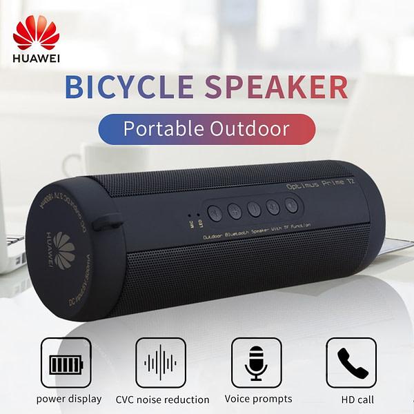 Bluetooth speakers Huawei Bluetooth speaker Portable Wireless Loudspeakers For Phone Computer Stereo Music surround Waterproof Outdoor Speakers Box Blue tooth speakers